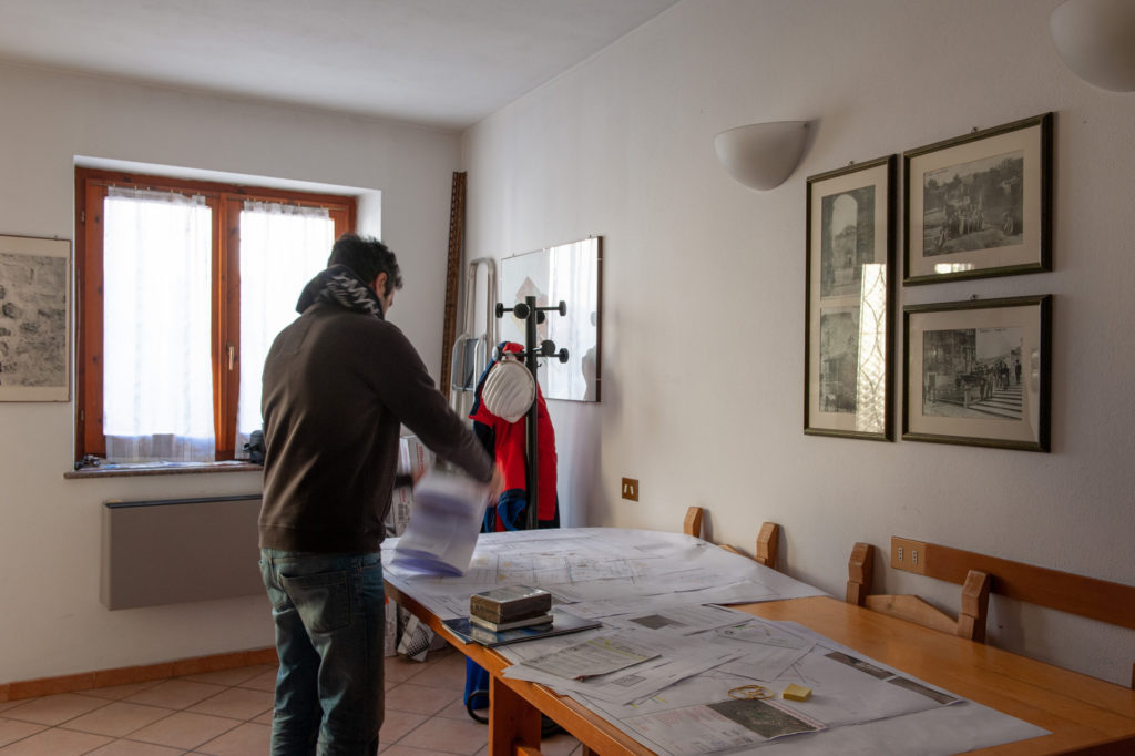 gruppo di progettazione Studio Ingegneria Pintus in tutta Italia